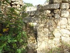 Urgonu suttanu : entrée du moulin