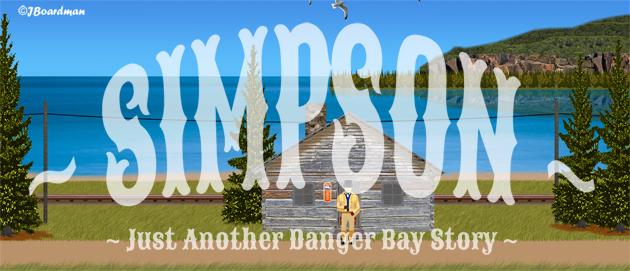 Simpson Banner ©J. Boardman