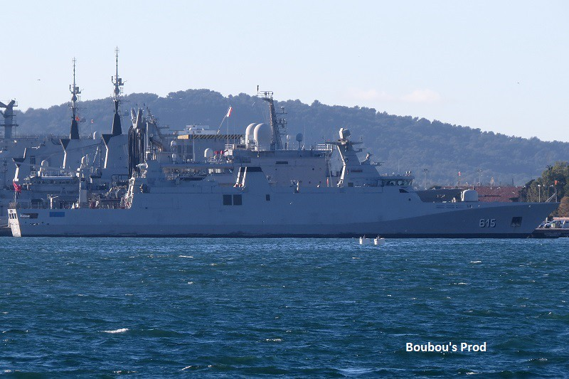 Royal Moroccan Navy Sigma class frigates / Frégates marocaines multimissions Sigma - Page 25 44403595080_08c181c53b_b