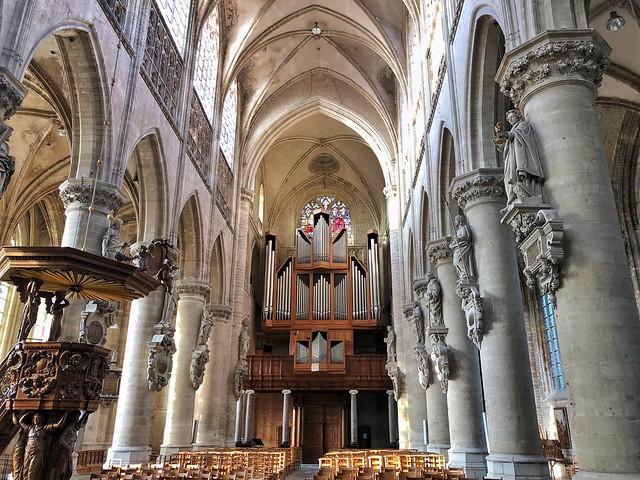 Iglesia de San Gumaro en Lier (Flandes)