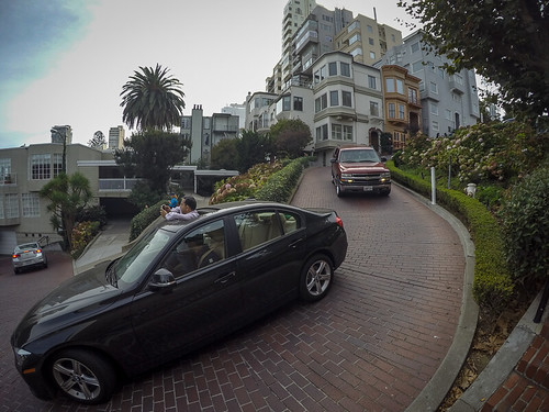 Lombard Street San Francisco | by maticallone