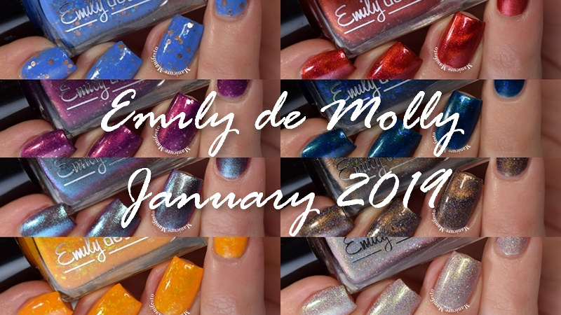 Emily De Molly January 2019 collection