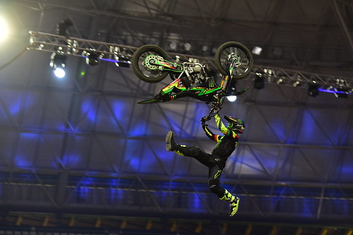 Edgar Torronteras, FMX, Supercross & Freestyle Barcelona, Palau Sant Jordi 2018