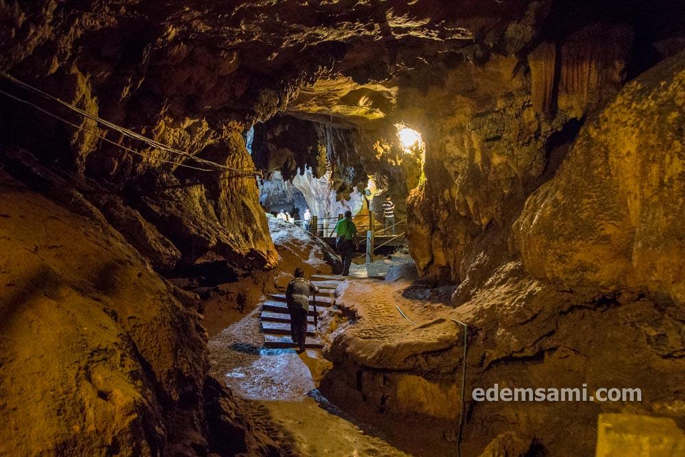 Пещера Чиангдао Чиангмай Таиланд