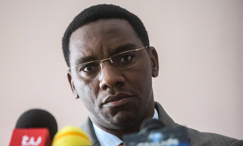 坦桑尼亞三蘭港行政長官馬康達要求民眾舉報同性戀。(圖片來源:Khalfan Said Hassan/AFP)