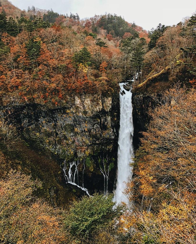 Fall Foliage in Nikko, Japan