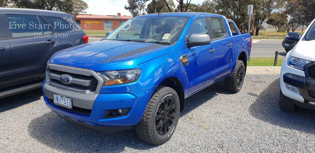 2018 Ford Ranger Xls 4x4 Ute A 2018 Ford Ranger Xls 4x4 Ut Flickr