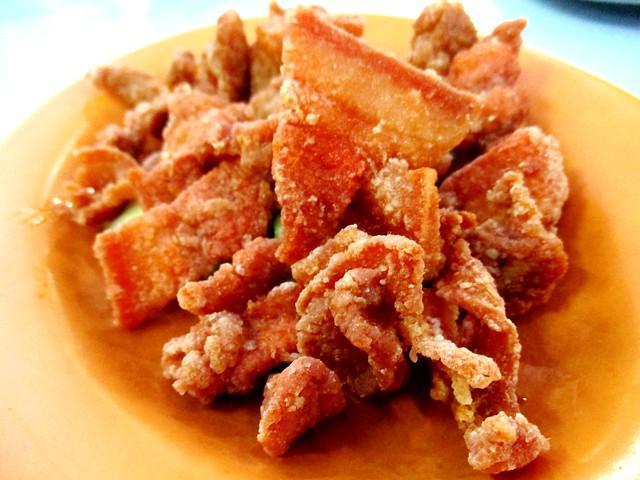 Tauju pork