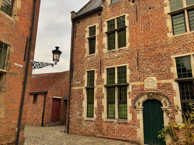 Gran beaterio de Lovaina (Flandes, Bélgica)