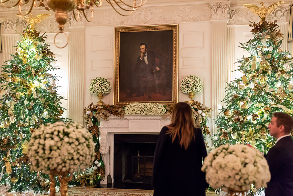 white house christmas 2018 by the white house