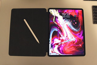 iPad Pro 12.9 2018, Apple Pencil 2 , Apple Smart Folio | by Apple Lover