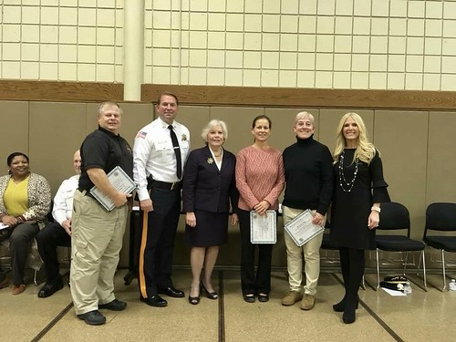 Sheriff's Community and Awareness Program Ceremony | by Christine Giordano Hanlon, Esq.