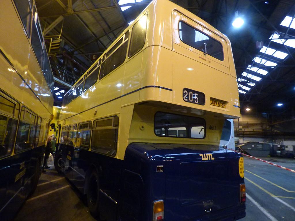 Wm Travel On The 205 Yardley Wood Bus Garage 80th Birthd Flickr