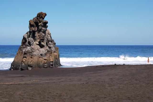 On holiday, July, Costa Adeje, Tenerife