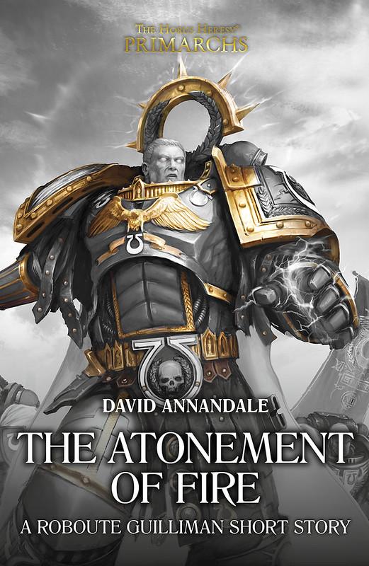 «Искупление в огне», Дэвид Аннандейл | The Atonement of Fire by David Annandale