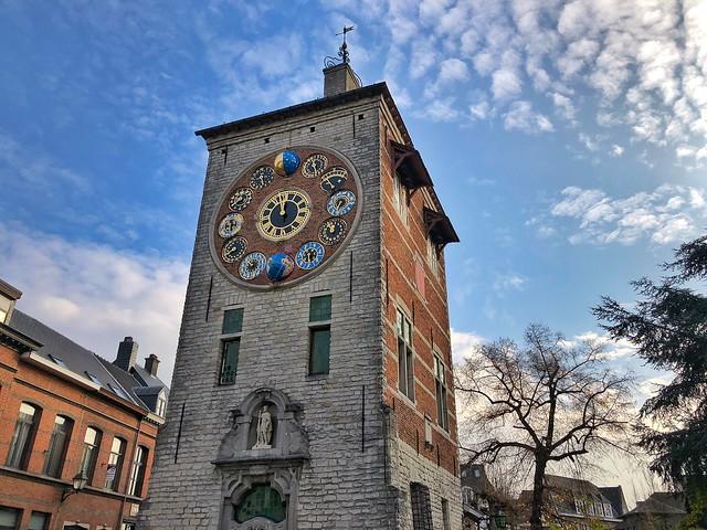 Torre Zimmer en Lier (Flandes)