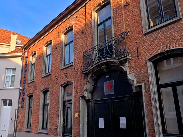 Hof van Aragon de Lier (Flandes)