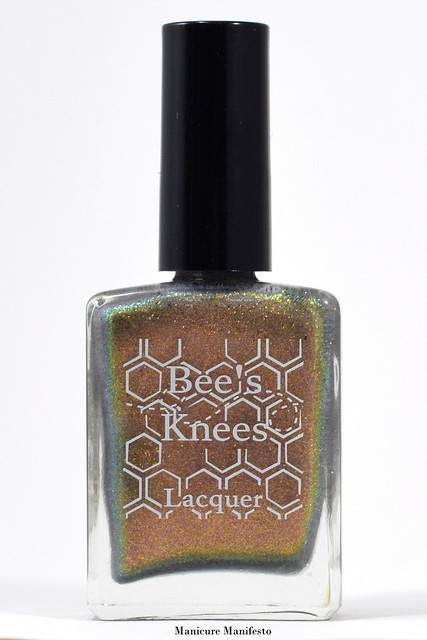 Bees Knees Lacquer I Will Find You In The Next World