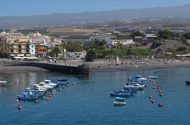 Playa San Juan, Tenerife