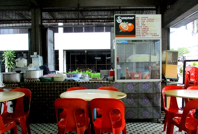 Chu Lai Cafe Malay/Muslim stall