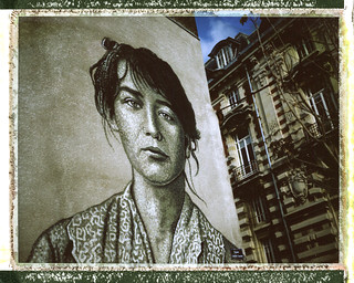 Camille Claudel by James Cochran at Roubaix (France) | by @necDOT