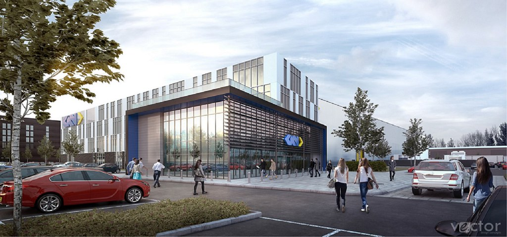 University signs MoU for collaborating with GKN Aerospace at new £32 million GKN Global Technology Centre