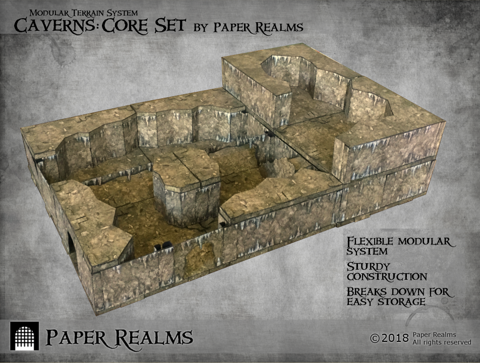 Caverns: Core Set