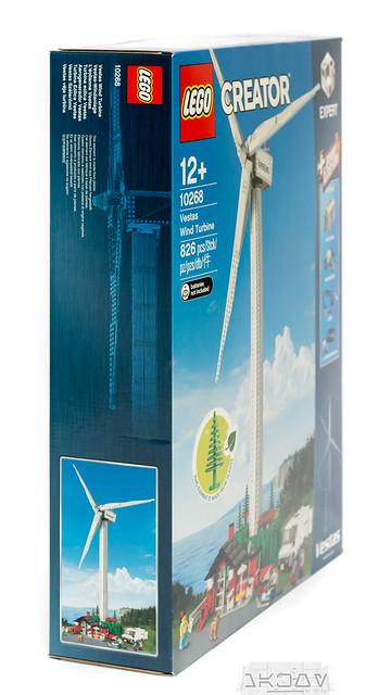 REVIEW] 10268 - Vestas Wind Turbine - Special LEGO Themes