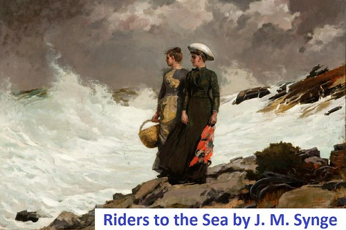 riders to the sea by j. m. synge bangla translation