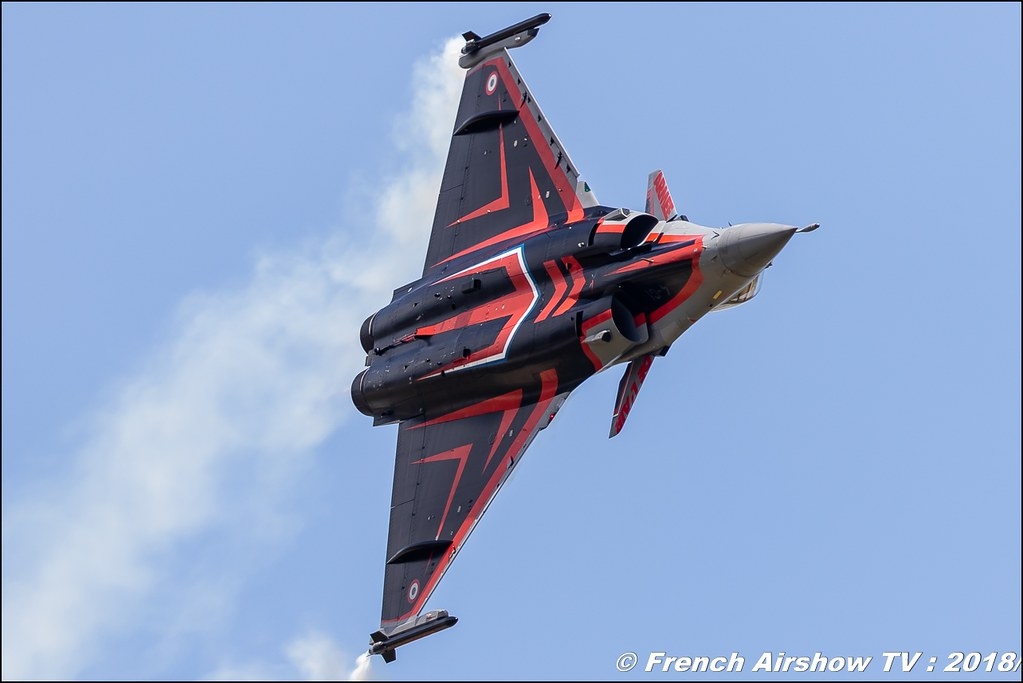 Rafale Solo Display 2018 Dassault Aviation Aerotorshow 2018 – Fête aérienne de Valence Chabeuil Canon Sigma France contemporary lens Meeting Aerien 2018