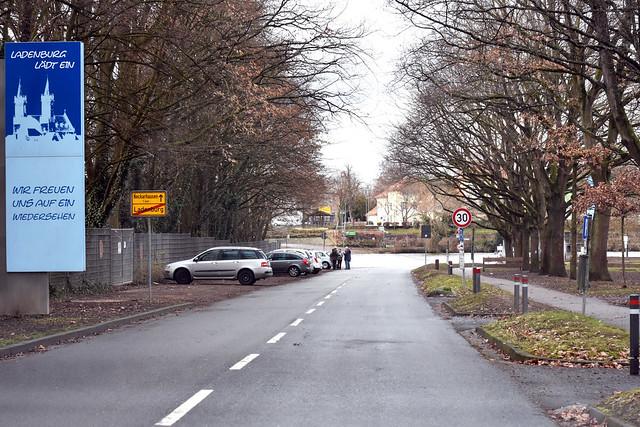 Ende Januar 2019: Unterwegsfotos aus dem (fahrenden) Auto ... Fotos: Brigitte Stolle ... Neckar, Fähre