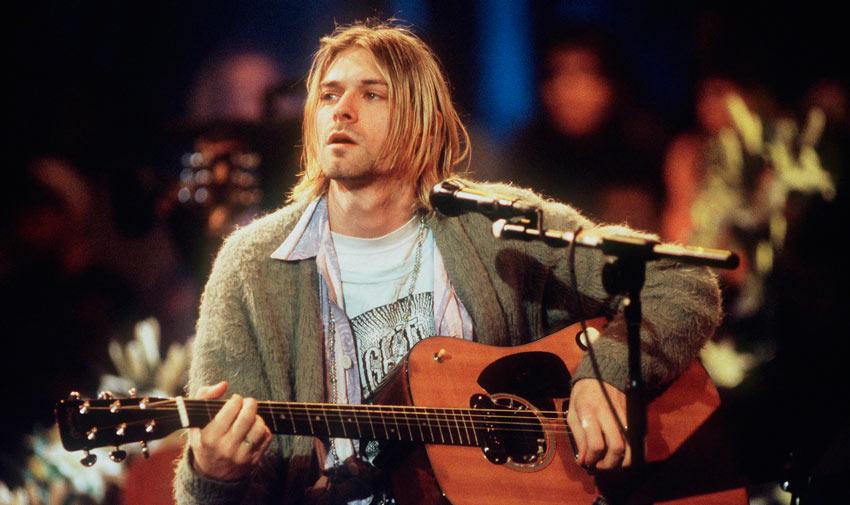 A 25 años de la grabación del histórico MTV Unplugged de Nirvana