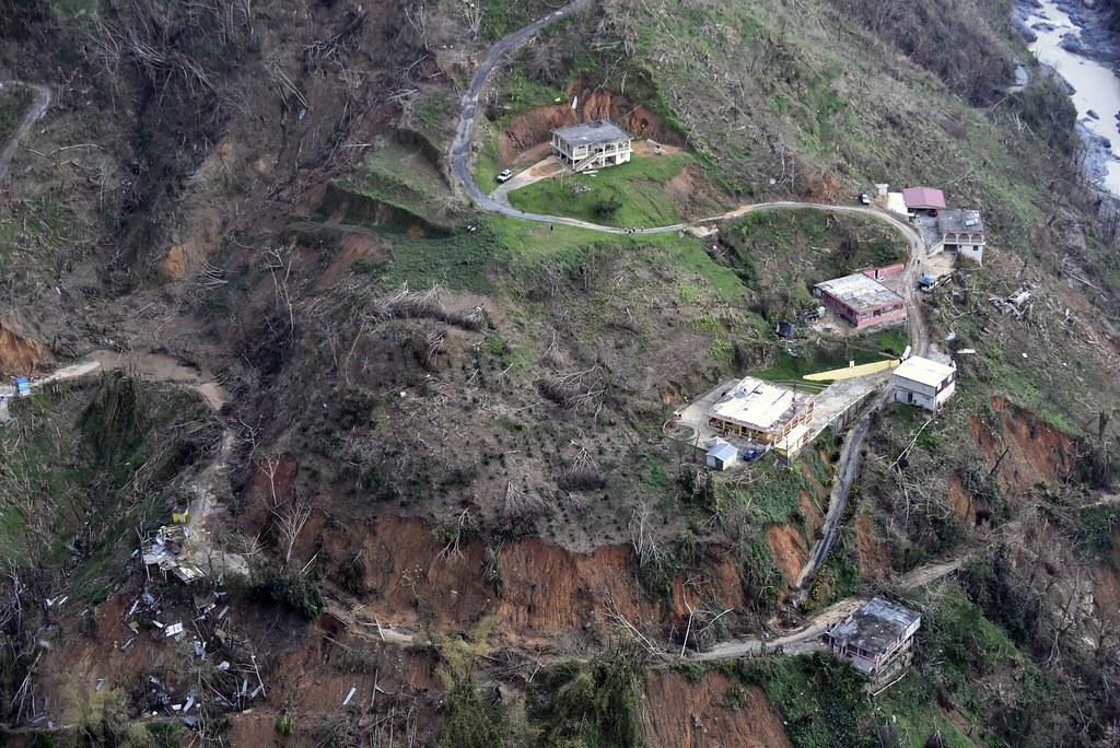 波多黎各於2017年9月遭到颱風瑪麗亞的嚴重襲擊。