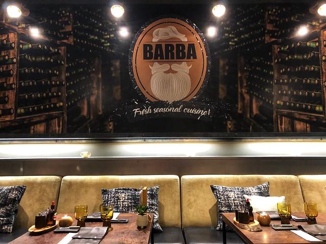 Restaurante Barba en Lovaina