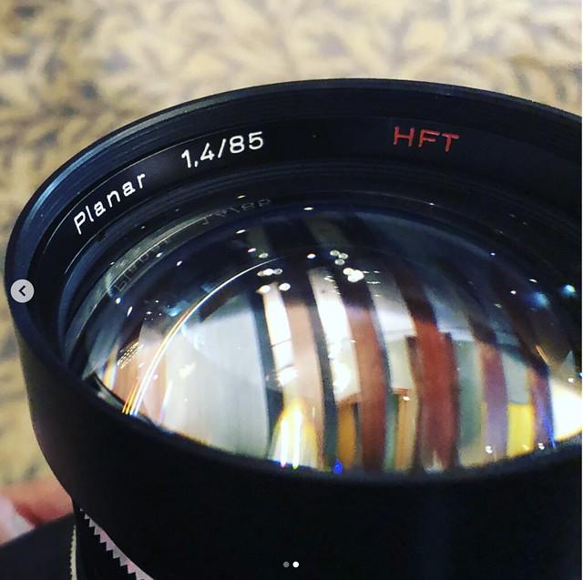 Rollei HFT 85mm f1.4 下的蘭桂坊秋祭