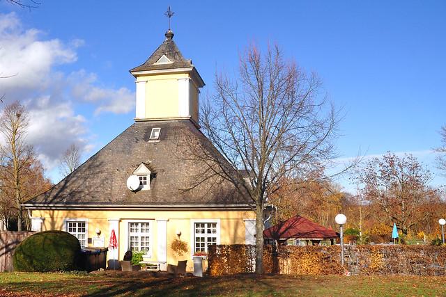 Goldener November 2018 in Bad Rappenau ... Kur- und Salinenpark ... Herbstfarben ... Foto: Brigitte Stolle