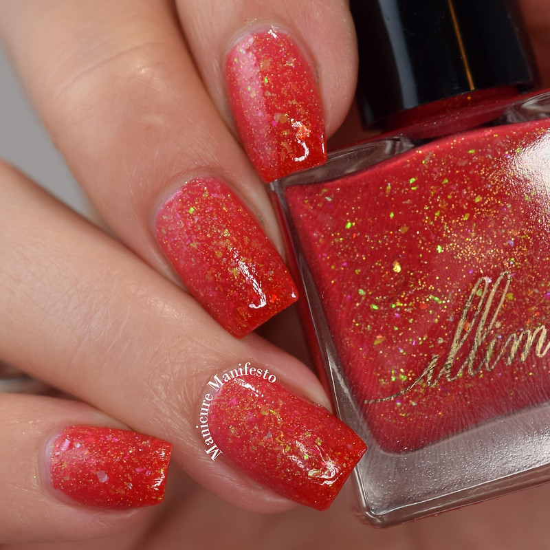 Illimite Koi swatch
