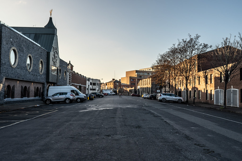 BLACKPITTS AREA OF DUBLIN - NEWMARKET SQUARE 010