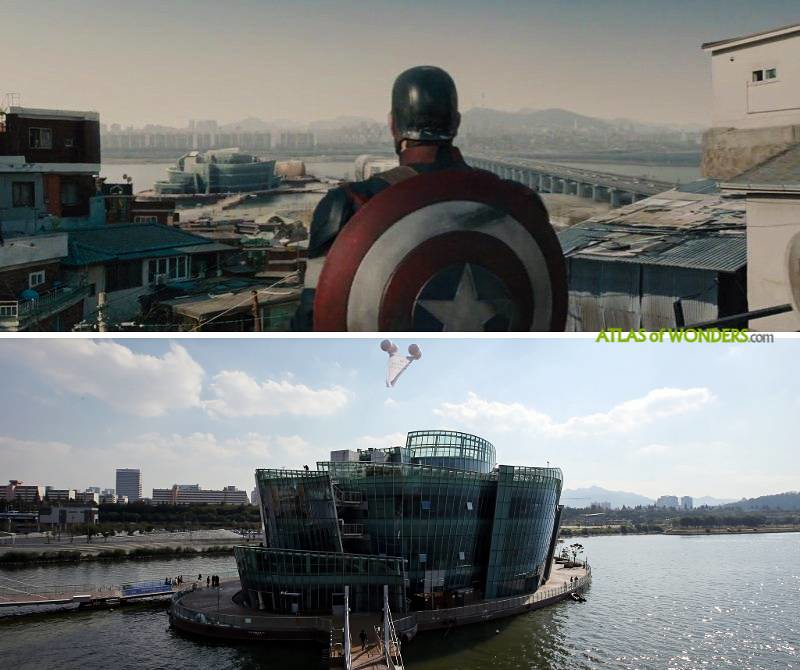The Avengers South Korea