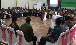 ICRS Organized Religious Literacy Workshop in Bandung