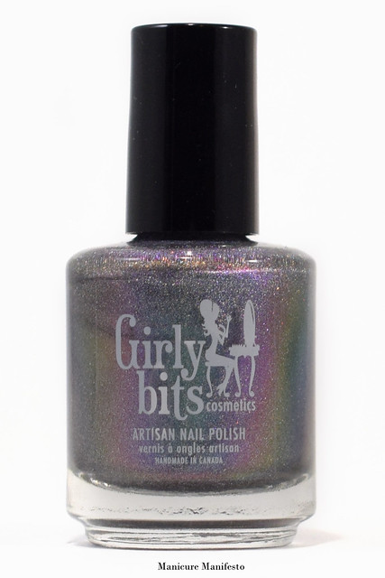 Girly Bits Run Into The Storm