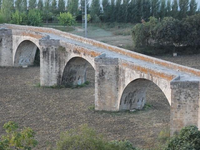 Puente de piedra de Coria (Cáceres)