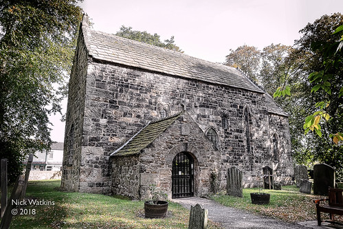 escomb saxon church | by nick232010