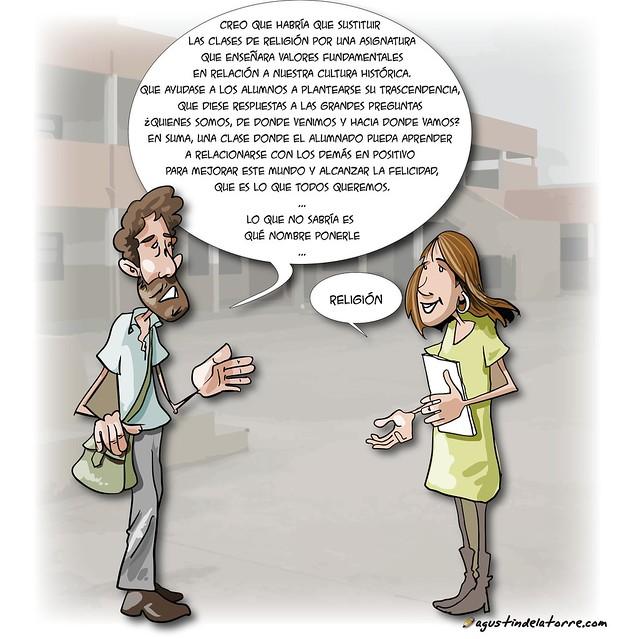 Humor gráfico religioso