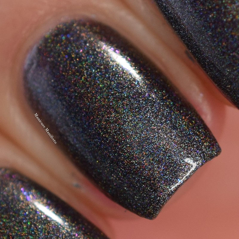 Girly Bits Steel My Heart swatch