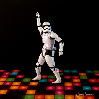 Stormtrooper Night Fever | by SimonJSweetman