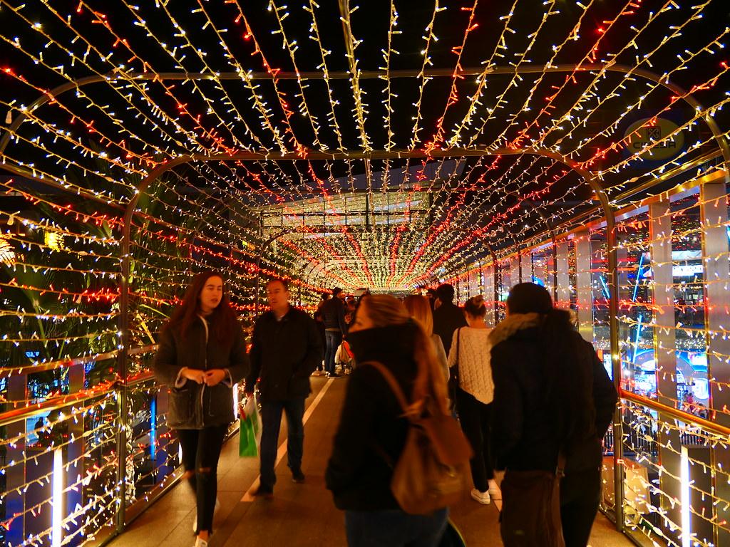 Luces Navidad Centro Comercial Puerto Venecia Zaragoza Flickr