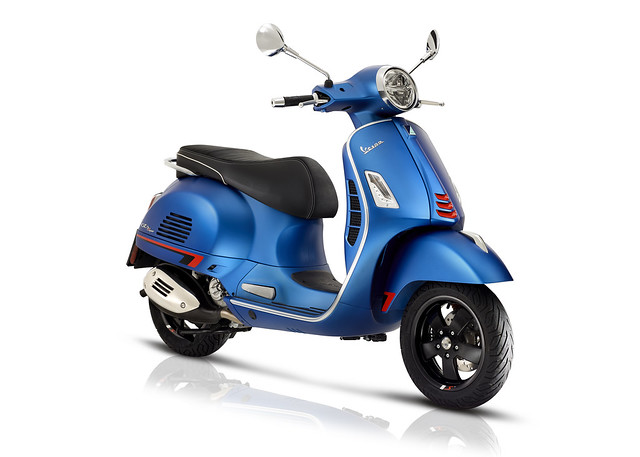 Vespa GTS SuperSport 2019