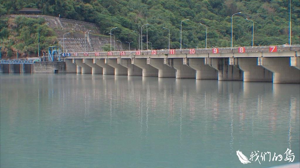 2001年集集攔河堰開始運轉,將濁水溪的水源統籌分配給農業、民生與工業。