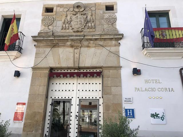 Hotel Palacio Coria (Cáceres)